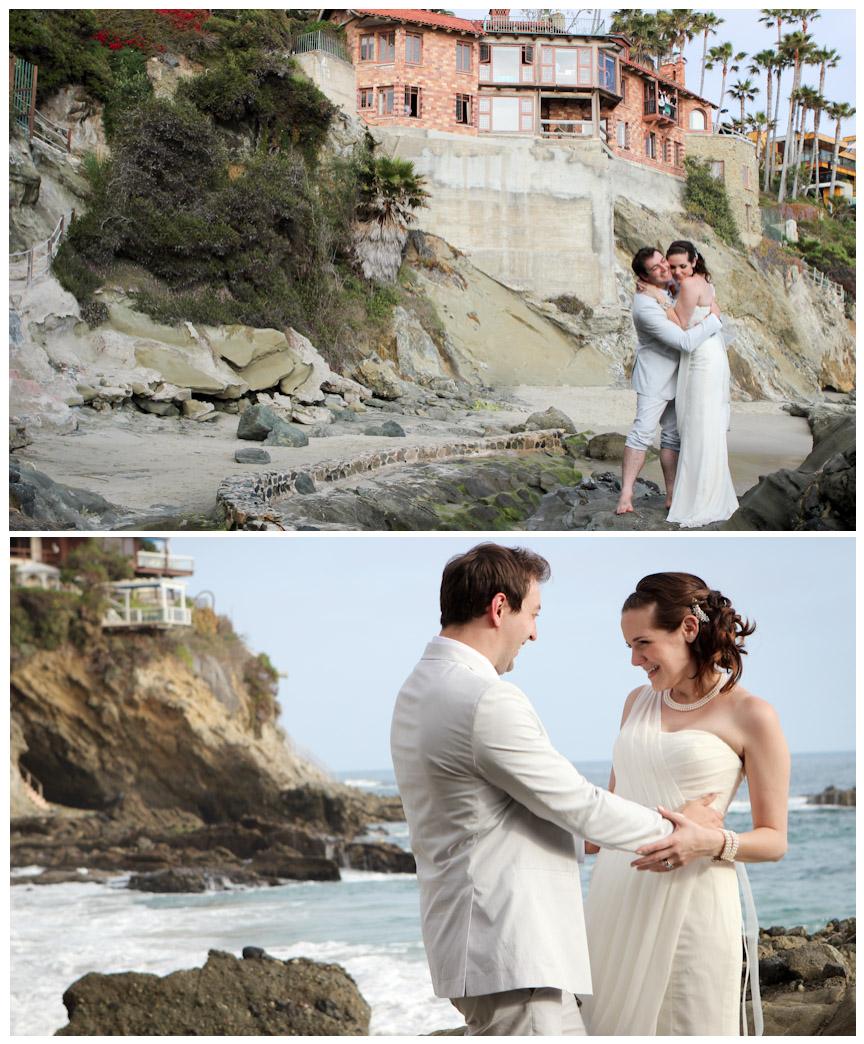 Villa rockledge laguna beach wedding