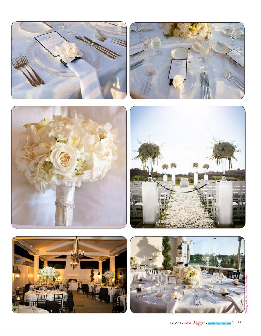 Aroos Magazine St. Regis wedding 02