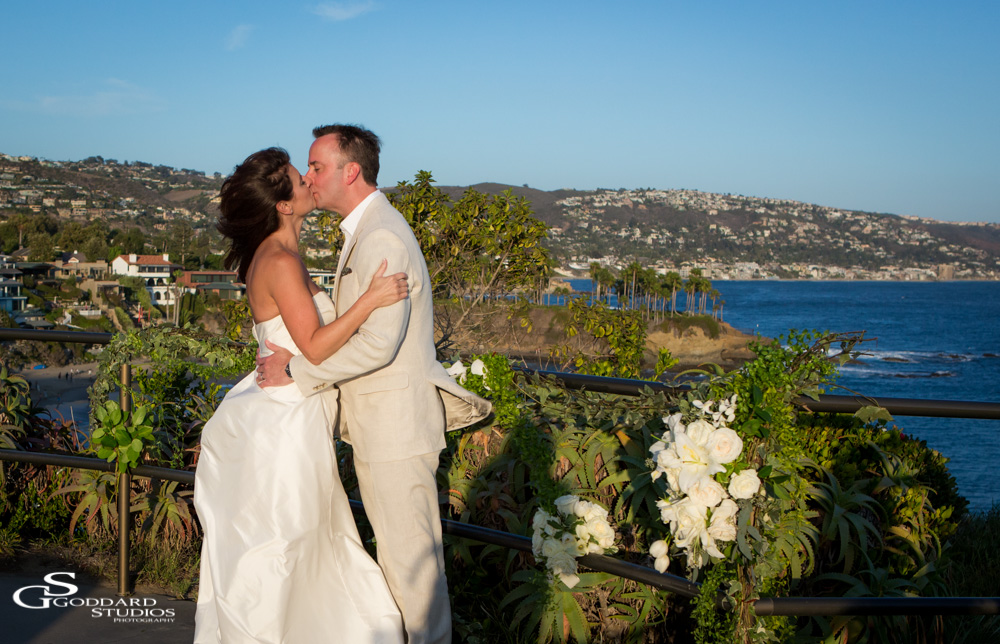 Mike And Melindas Crescent Bay Park Laguna Beach Wedding