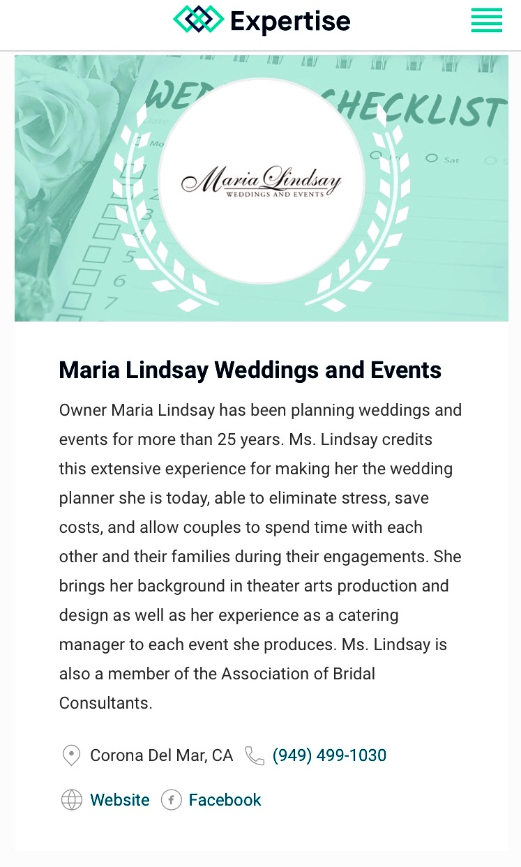Posted In Weddingstags Expert Los Angeles Planner Wedding Consultant Coordinator