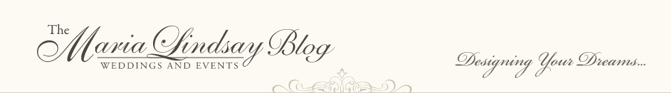 Wedding Planner Orange County – Maria Lindsay Blog logo
