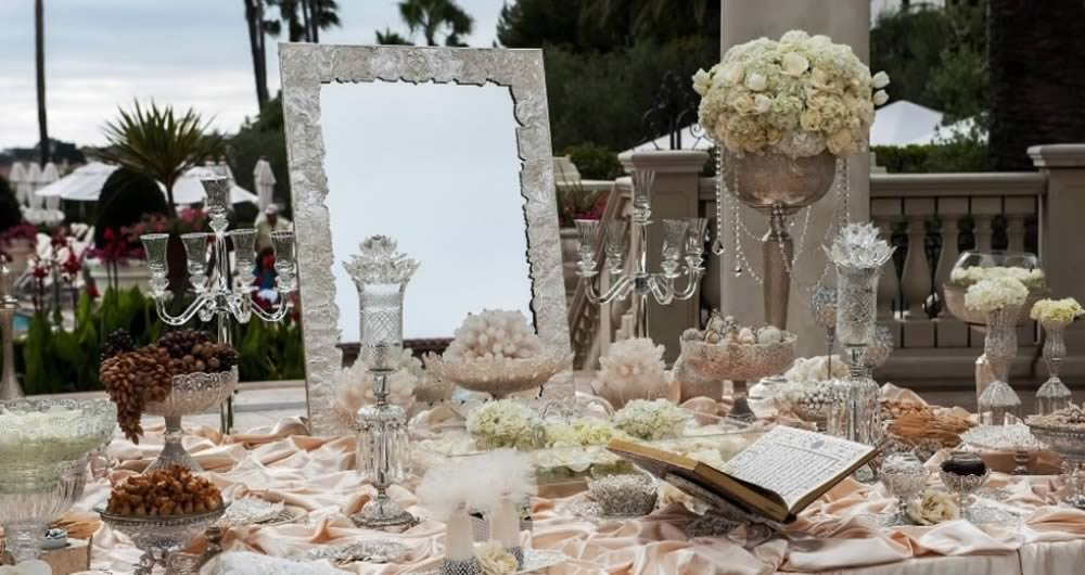 persian wedding planner orange county